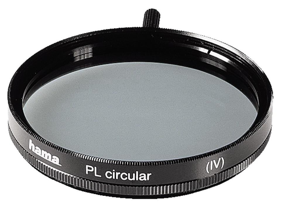 Filters en toebehoren Hama Hama Polarisatie filter circulair 49mm