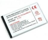 Accu voor o.a. Nokia 8800 arte/sapphire/carbon