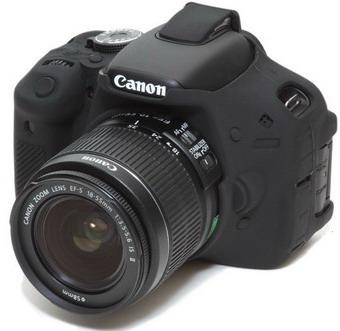 easyCover camera-bescherming voor Canon EOS 600D