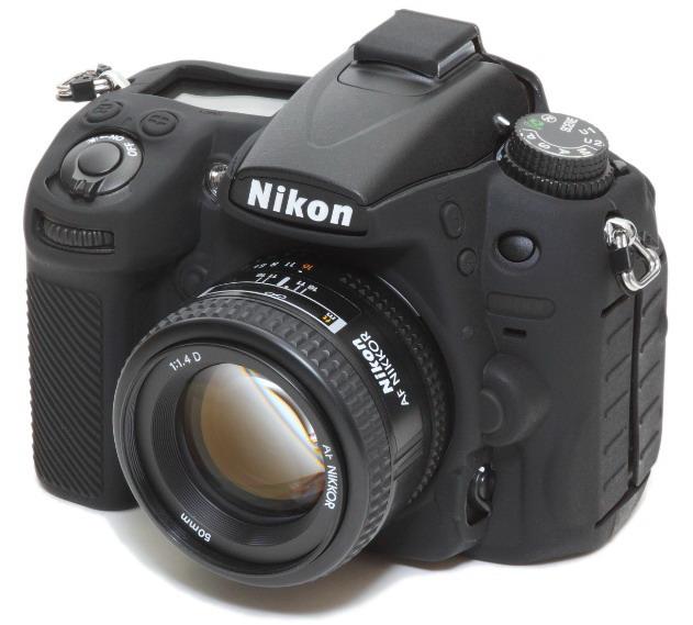 easyCover camera-bescherming voor Nikon D7000