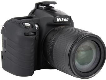 easyCover camera-bescherming voor Nikon D90