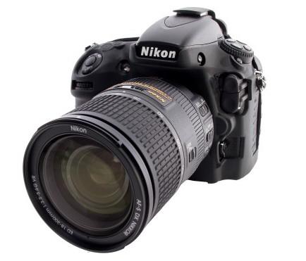 easyCover camera-bescherming voor Nikon D800 en D800E