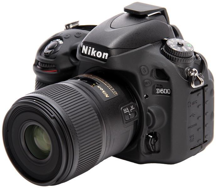 easyCover camera-bescherming voor Nikon D600 en D610