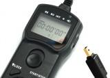 JJC Wired Timer Afstandsbediening voor Nikon D70s/D80