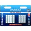 Panasonic Eneloop Combi Pack - 4 x AA en 4 x AAA batterijen