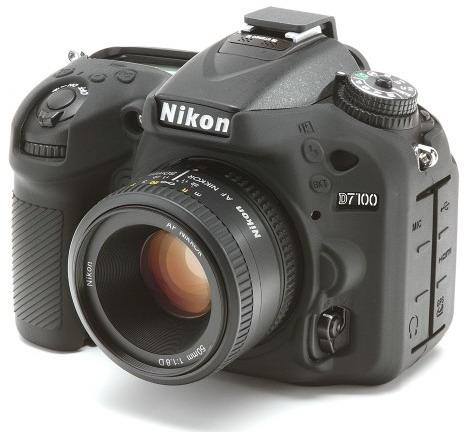 easyCover camera-bescherming voor Nikon D7100 en D7200