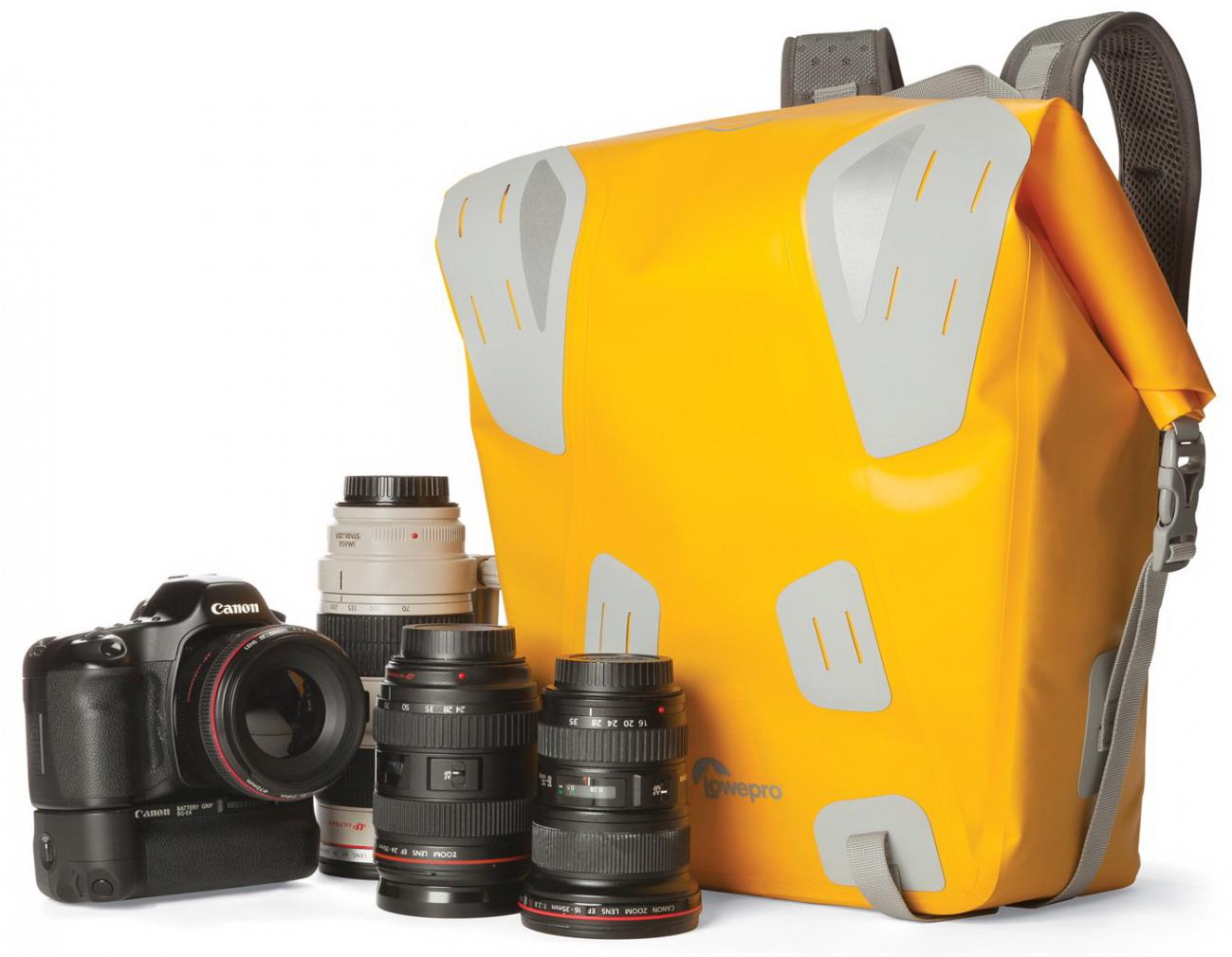 Lowepro DryZone Backpack 40L Yellow