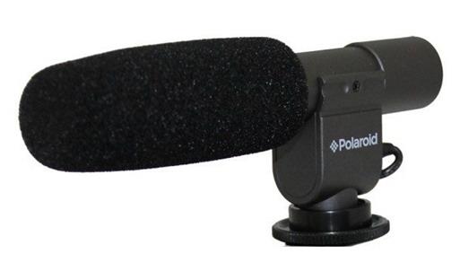 Polaroid camera microfoon Pro Video Shotgun
