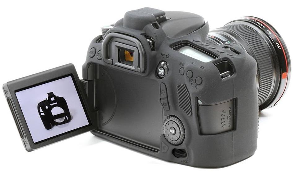easyCover camera-bescherming voor Canon EOS 70D