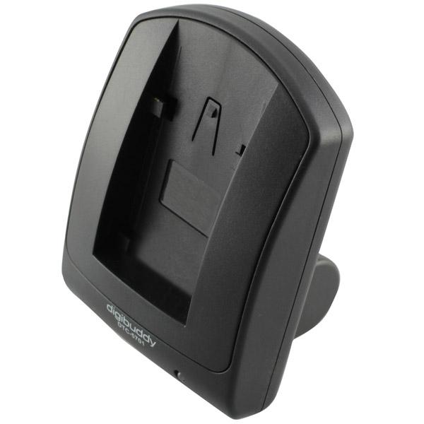USB tafellader voor Fuji accu NP-40