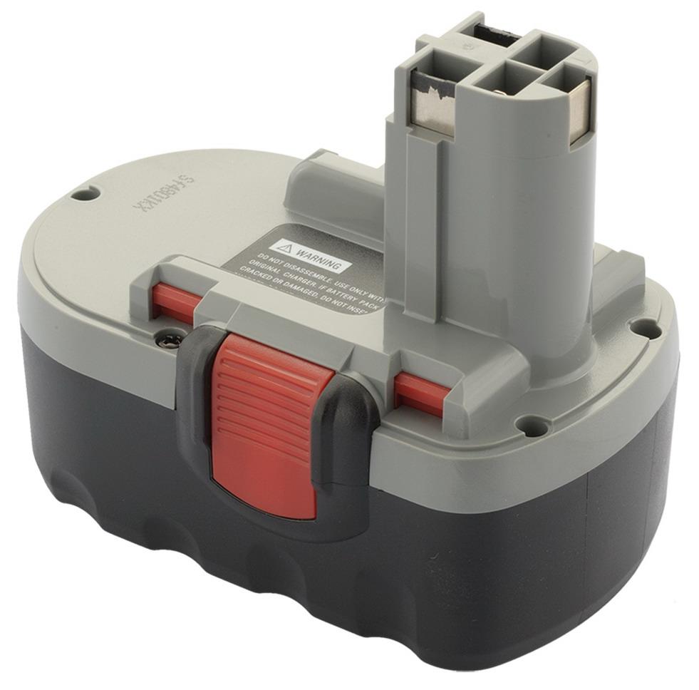 Image of Accu voor Bosch gereedschap - 18V - NiMH - 3000mAh