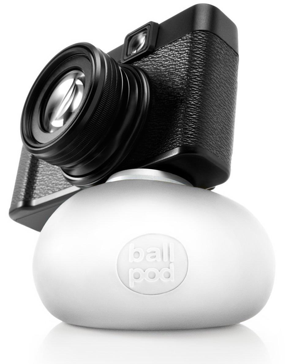 Image of Ballpod - 8cm - Wit
