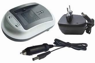 Oplader voor Panasonic VW-VBK180 en VW-VBK360