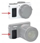 JJC Siliconen camera grip - CG-R1